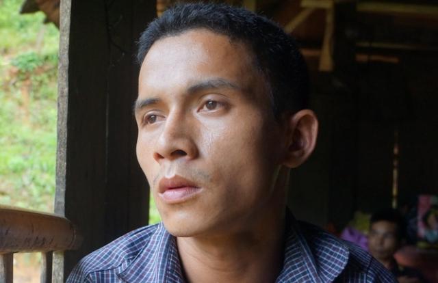 Xót xa, người đàn ông mất 6 người thân sau cơn lũ