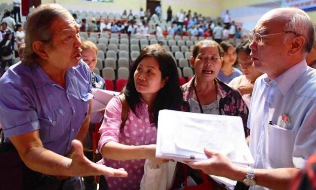 TP HCM thông tin về khắc phục sai phạm ở Thủ Thiêm