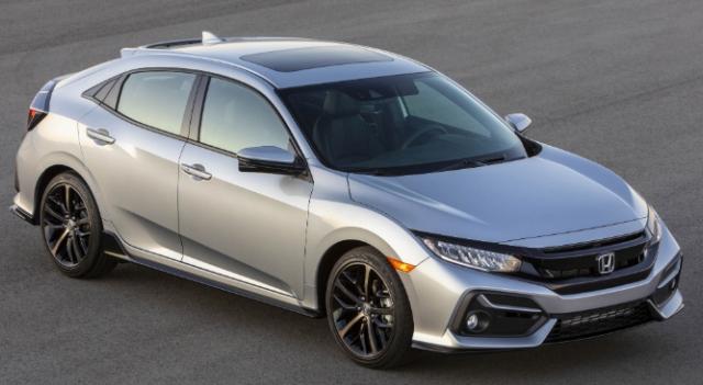 Tin kinh tế 6AM: Honda Civic Hatchback 2020 nâng cấp đẹp long lanh