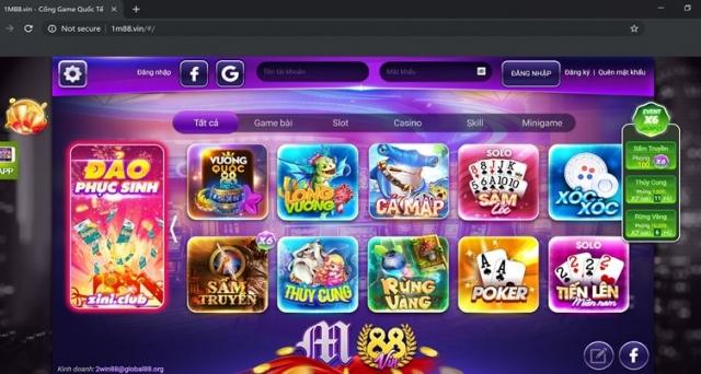 Sau Rickvip sòng bạc online đánh bạc trá hình Gamvip.com lên ngôi 