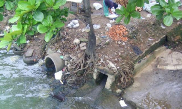 Mỗi ngày môi trường đang hứng chịu 7 triệu m3 nước thải sinh hoạt