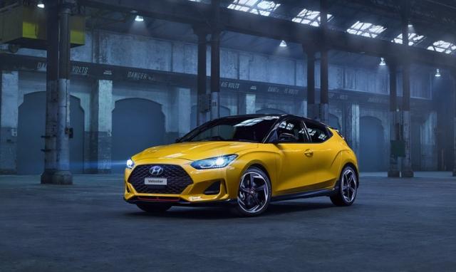 Hyundai Veloster ra mắt phiên bản mới giá rẻ bất ngờ