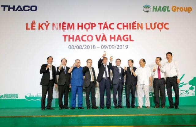 HAGL và Thaco: Thương vụ hợp tác lớn nhất trên sàn chứng khoán Việt