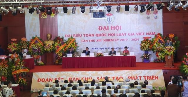 Đại hội đại biểu toàn quốc Hội Luật gia Việt Nam lần thứ XIII