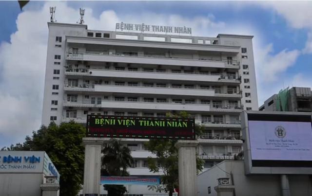Bệnh viện Thanh Nhàn để quên dụng cụ y tế trong người bệnh nhân