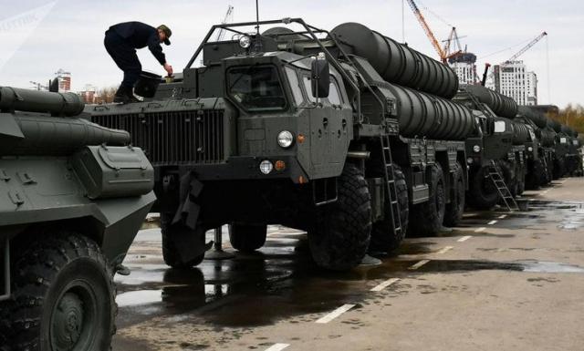 Nga đưa 'rồng lửa' S-400 vào trực chiến ở Bắc Băng Dương