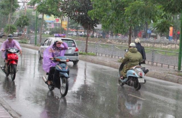 Thời tiết 7 ngày tới trên cả nước ra sao?