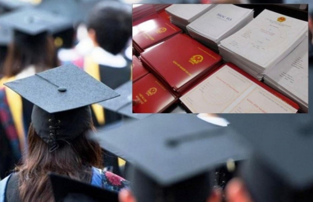 Bỏ phân biệt chính quy - tại chức trên bằng đại học: Còn nhiều băn khoăn
