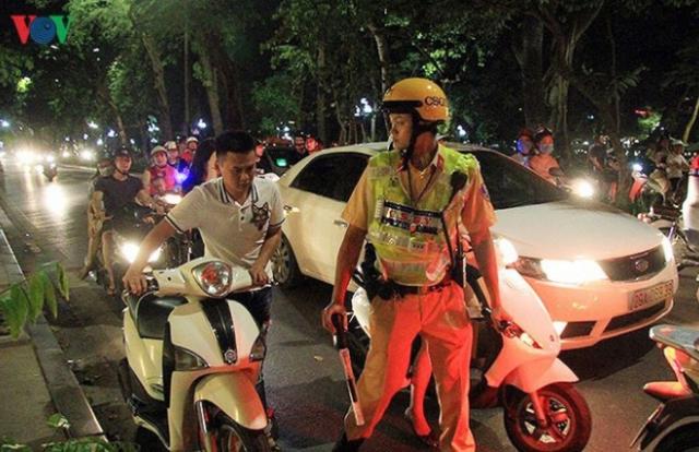 Công an Hà Nội lập thêm 15 tổ cảnh sát 141