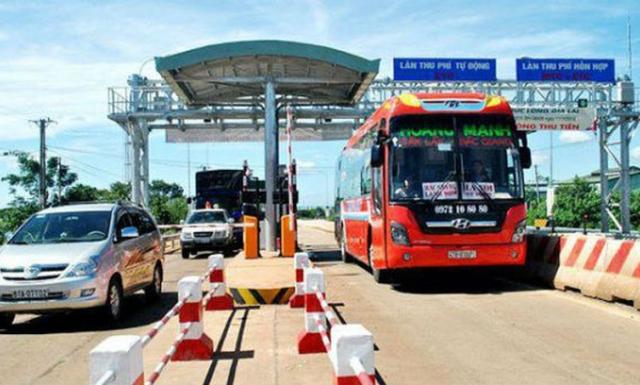 Nhiều dự án BOT giao thông nguy cơ phát sinh nợ xấu
