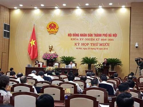 Hà Nội phê duyệt chủ trương đầu tư 18 dự án