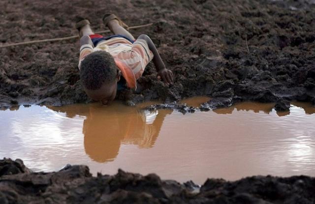 Chiến tranh giành nguồn nước trong lịch sử nhân loại