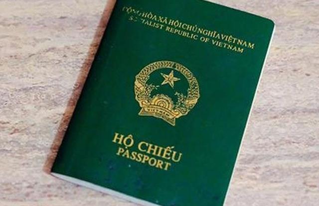 Trình tự, thủ tục làm hộ chiếu