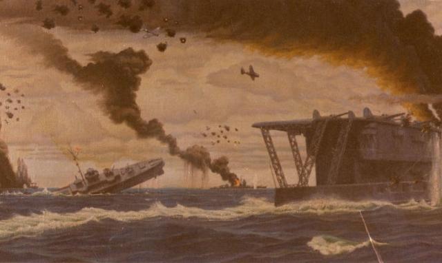 Yếu tố giúp Mỹ chiến thắng vang dội trong Trận chiến Midway