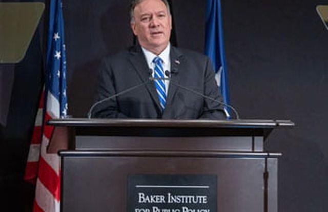 """Ngoại trưởng Mỹ tố Trung Quốc """"nói một đằng, làm một nẻo"""" ở Biển Đông"""