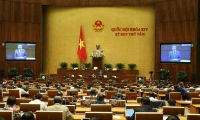 Quốc hội quyết định nhiều vấn đề nhân sự quan trọng