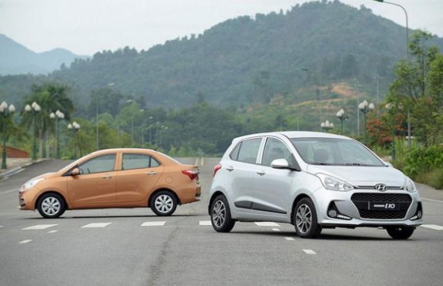 5 xe hạng A bán chạy nhất Việt Nam tháng 10/2019