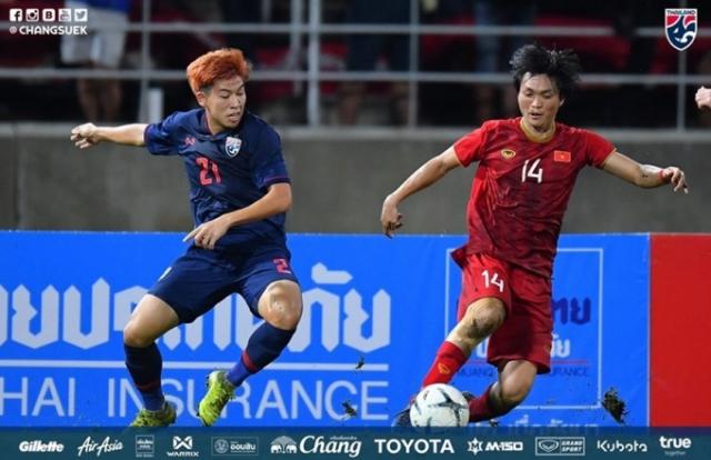 """Trang chủ AFC """"đặt kèo"""" Việt Nam giành 3 điểm trước Thái Lan"""
