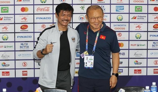 """HLV Indra Sjafri: """"Những sai lầm đã khiến U22 Indonesia thất bại trước U22 Việt Nam"""""""