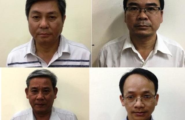 """Tiếp tay cho Vũ """"nhôm"""", ông Nguyễn Hữu Tín và 4 đồng phạm hầu tòa"""