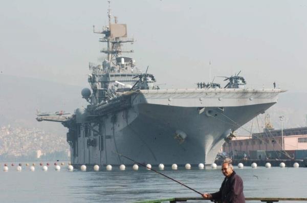 Hải quân Mỹ hủy tập trận ở Ma-rốc, điều hơn 2000 lính đến Trung Đông