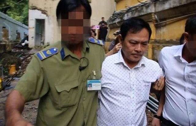 Thi hành án phạt tù cựu Phó Viện trưởng VKS Nguyễn Hữu Linh dâm ô bé gái