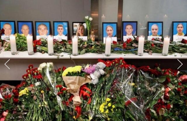 Dự cảm không lành của nữ hành khách trước vụ rơi máy bay Ukraina