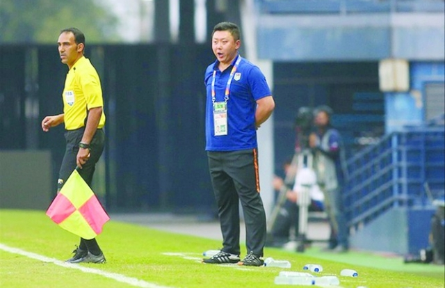 U23 Triều Tiên quyết có điểm trước Việt Nam