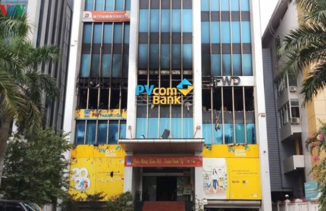 Lời kể của nạn nhân vụ cháy tòa nhà dầu khí tại Thanh Hóa