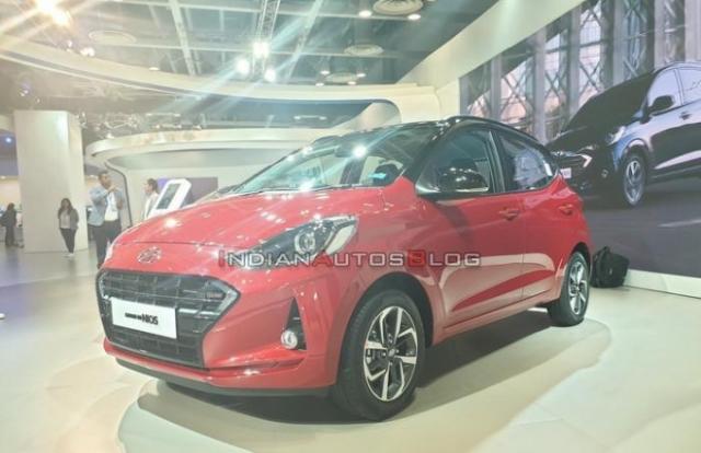 Hyundai Grand i10 Turbo 2020 ra mắt, giá từ 245 triệu đồng