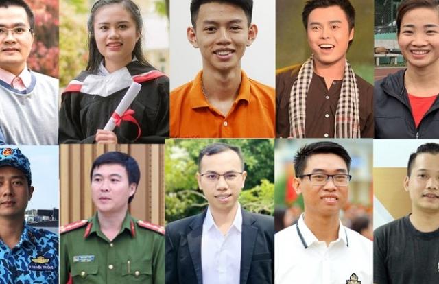 Hôm nay, tuyên dương 10 Gương mặt trẻ Việt Nam tiêu biểu năm 2019
