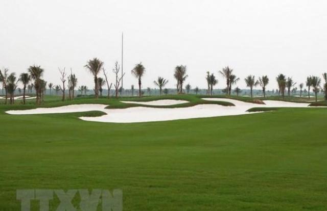 Ban hành nghị định về điều kiện đầu tư xây dựng và kinh doanh sân golf