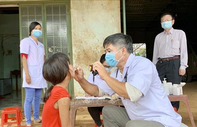 Phát hiện thêm 9 ca dương tính với bệnh bạch hầu tại Gia Lai