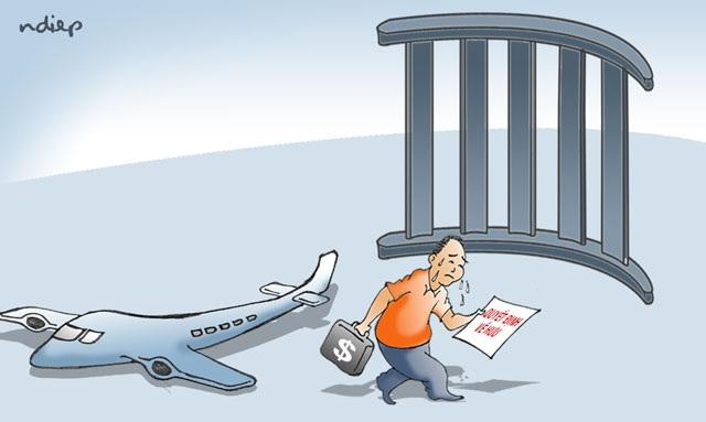 Làm gì có hạ cánh mà tính chuyện an toàn
