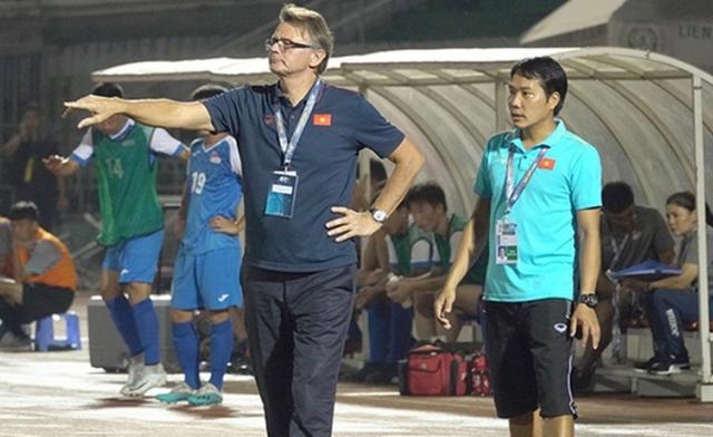 HLV Trưởng U19 VIệt Nam được đề cử 'HLV vĩ đại nhất Asian Cup'