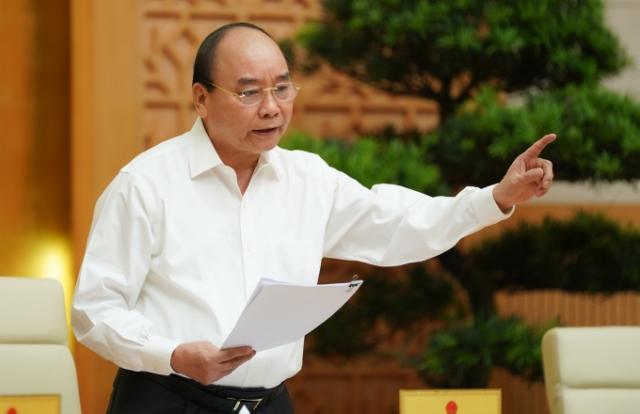 Thủ tướng: Phê bình công khai trên báo chí những nơi giải ngân chậm