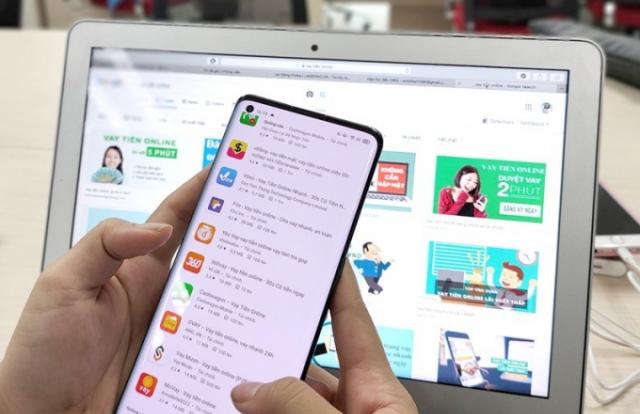 Nên làm gì khi vay tiền qua app online?