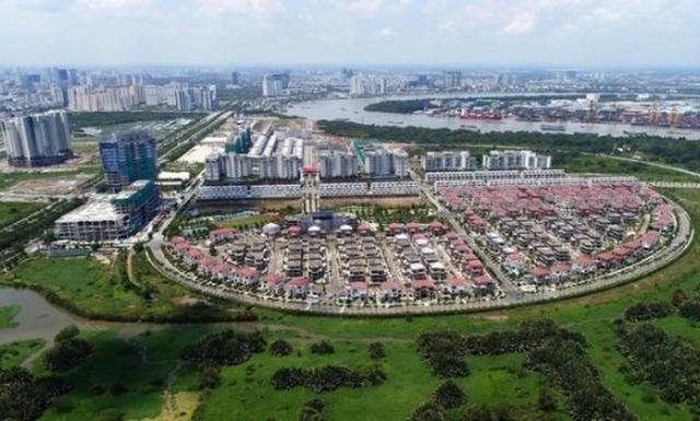 TP HCM điều chỉnh quy hoạch khu tái định cư ở Thủ Thiêm