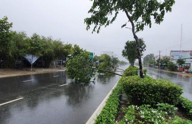 Cà Mau thiệt hại hàng tỷ đồng do ảnh hưởng của hoàn lưu bão số 2 gây ra