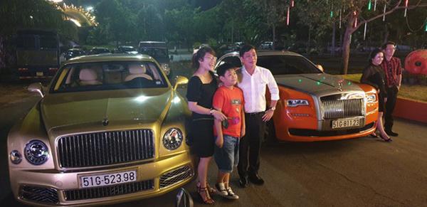 Dũng 'lò vôi' và các đại gia Việt sắm xế sang tặng vợ: Bất ngờ với giá tiền