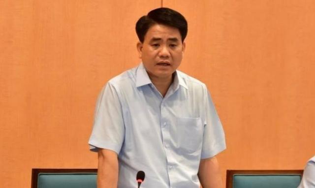 Liên quan đến ông Nguyễn Đức Chung, 7 cán bộ đã bị khởi tố là những ai?