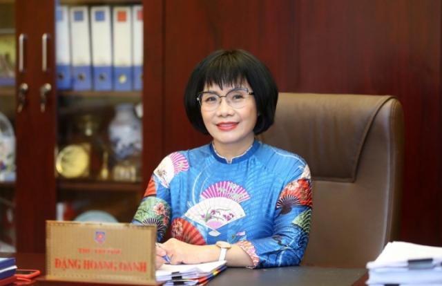 Thứ trưởng Đặng Hoàng Oanh: Vun đắp lòng yêu ngành, yêu nghề của thế hệ trẻ Ngành Tư pháp