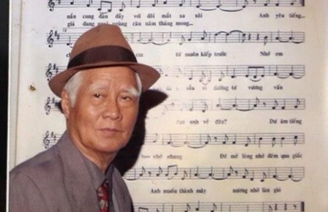 """Tình yêu với nàng thơ tuổi trăng tròn giúp nhạc sĩ Nguyễn Văn Tý viết tuyệt phẩm """"Dư âm"""""""