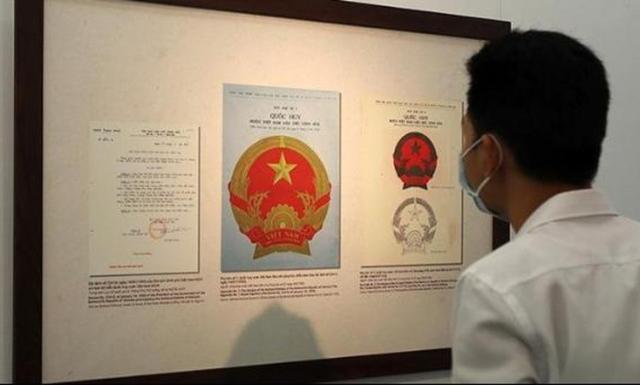 Tài liệu về sự ra đời của Quốc huy Việt Nam