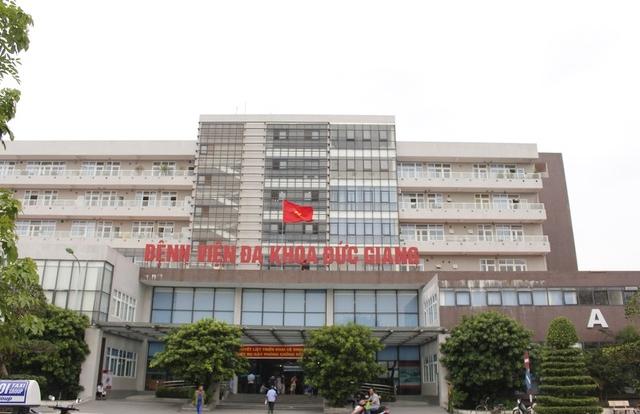 Xả thải vượt quy chuẩn, Bệnh viện Đức Giang bị phạt gần 500 triệu đồng