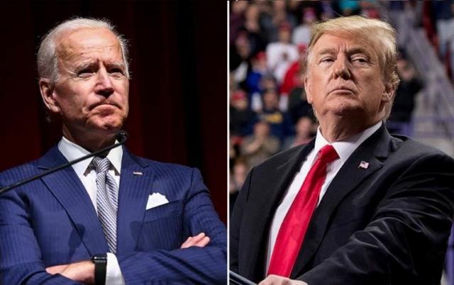 Đọ sức mạnh Trump - Biden trong chặng đua nước rút vào Nhà Trắng