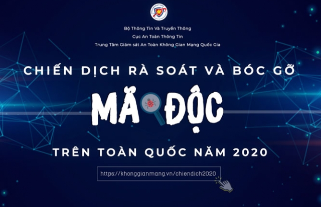 Khoảng 33% máy tính được rà soát ở Việt Nam bị nhiễm mã độc