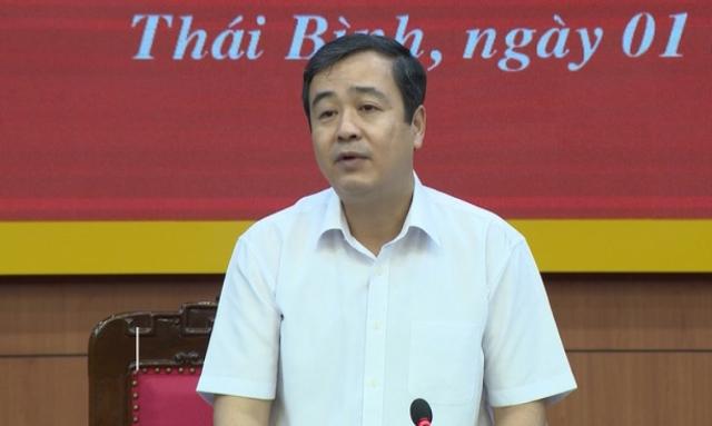 """Đảng bộ Thái Bình sẽ có nghị quyết để """"tam nông"""" phát triển vượt bậc"""