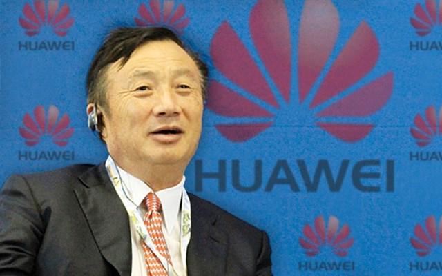 Tài dùng người của nhà sáng lập Huawei