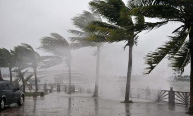 Dự báo bão số 8 sẽ đổ bộ vào đất liền sáng sớm mai (26/10)